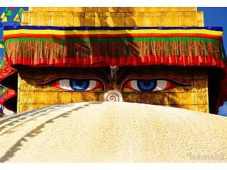 Famous Temple Swayambhu Nath