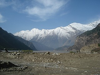 Amazing Annapurna Himalayan Range
