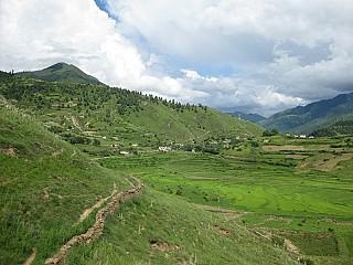 And here the journey begins- Jumla Basaar to Urthu Gaun
