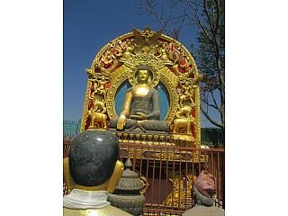 Buddha at Namo Buddha