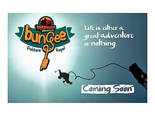 Bungee at Pokhara now OPEN
