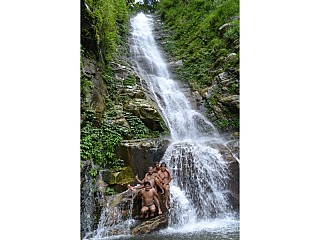 Canyoning at Lamjung