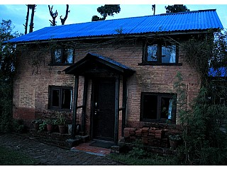 Cottage booked at Hotel End of the Universe