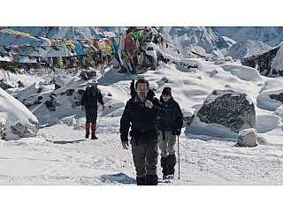 Everest Movie in Nepal, Josh Brolin