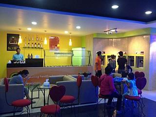 Forzen yogurt View at civil Mall