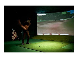 Golf in Simulation Mode Nepal