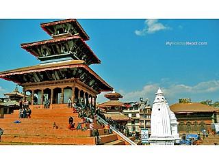 Historic Temples of Basantapur,Kathmandu, Nepal