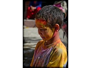 Holi Festival or Fagu Poornima
