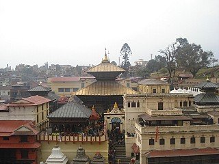Holy Pashupatinath