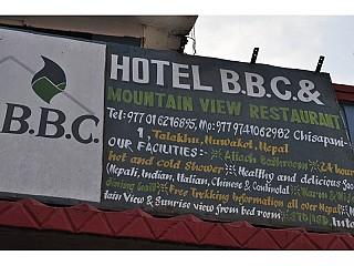 Hotel BBC at Chisapani