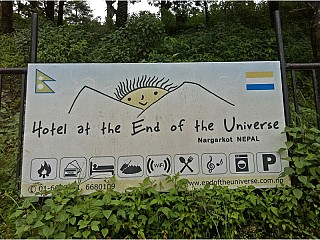 Hotel End of the Universe