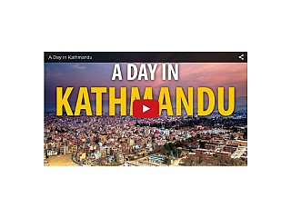 In one day, what you do in Kathmandu.