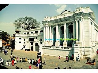 Kathmandu Basantapur