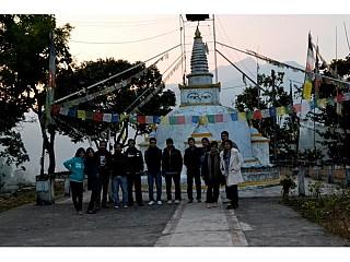 Local Stupa