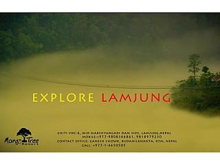 Mango Tree Promotion, Explore Lamjung
