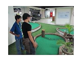 Mini Golf Putt Putt