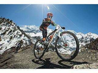Nepali Rider, Ajay Pandit
