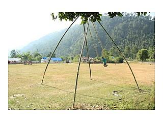 Ping during Dashain