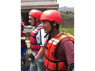 Rafting @ Trisuli, Nepal