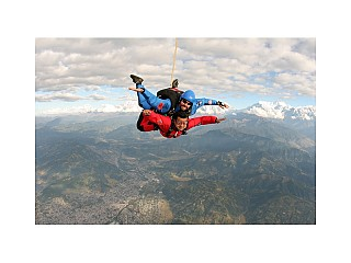 Skydive Nepal another emerging sports