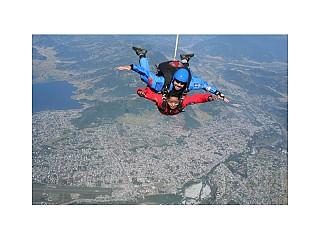Skydive Pokhara Nepal