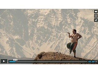 South Africa Ad shoot at Himalayas