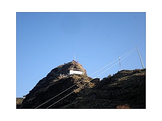 Spiral Way to Kalinchowk Temple