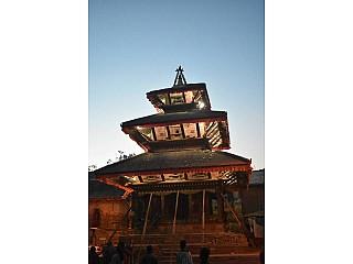 Temple in Kathmandu Durbar Square
