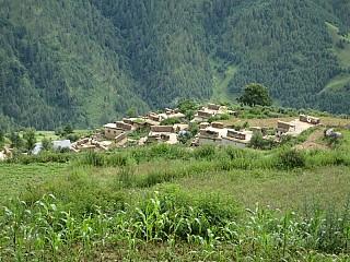 The Kadapani Village
