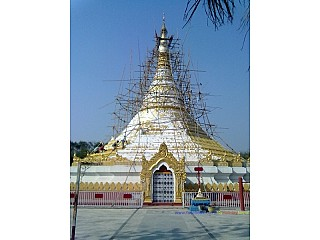 The Myannmar Golden Stupa