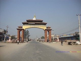 The journey begins: Welcome to Lumbini@Buddha Chowk, Bhairahawa