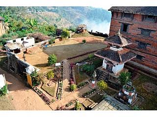 View from Nuwakot Durbar
