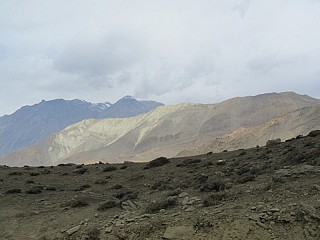View from the Muktinath