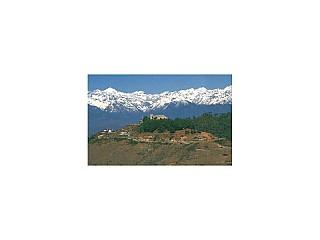 Wow Himals as seen from Nagarkot