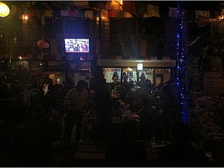 Pokhara Night at Busy Bee Bar and Restaurant - Must visit if you are in Pokhara
