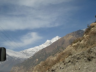 rocky Roads and the Nepal Himalayas