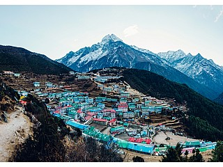 Everest base camp trekking guide