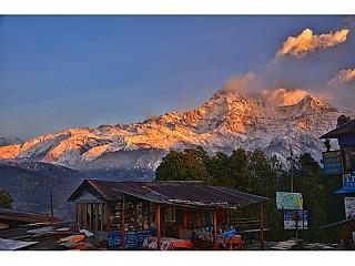Pritam Deurali Mardi Himal