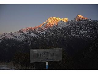 Mardi Himal Basecamp Trekking