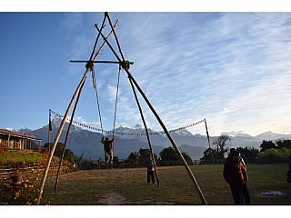 Bamboo Swing...Cha Cha huiiiiiiiiiiii