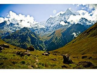 Annapurna Sun Rise