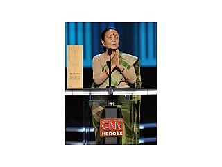 Anuradha Koirala CNN Hero