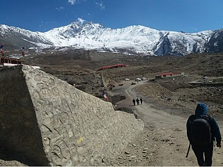 Back from Muktinath