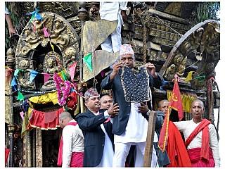 Bhote Jatra Nepal