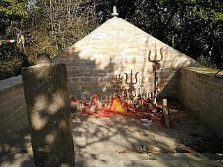 Champa Devi temple