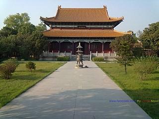 Chinese Monastry