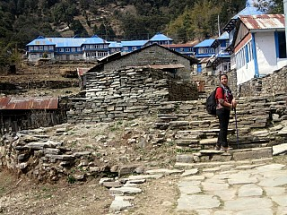 Day 2 | Lower Ghorepani settlement