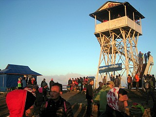 Day 3 | The view tower at Poonhill