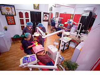 Dental Tourism in Nepal, Sauraha.