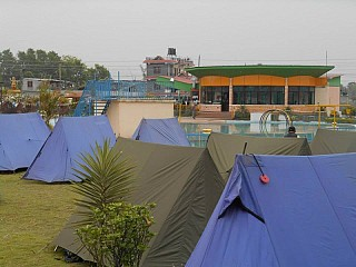 Extra Tent for Special events